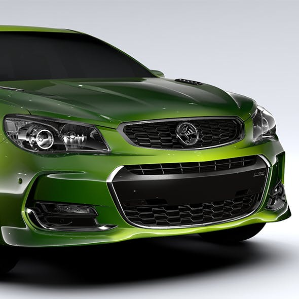 Holden Commodore SS Sportwagon VF Series II 2016