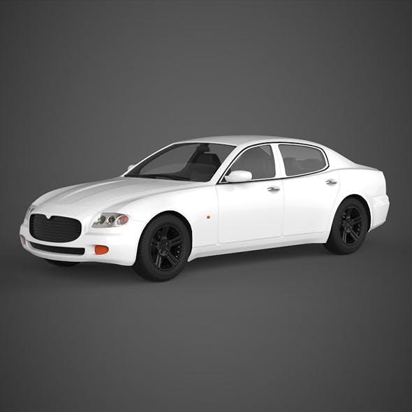 Realistic Car Maserati 3200GT
