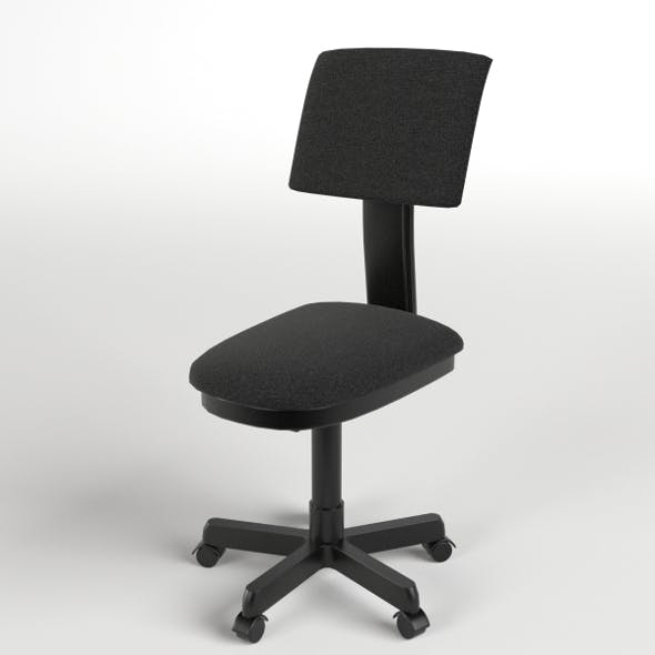 Office Chair 3 - 3DOcean Item for Sale