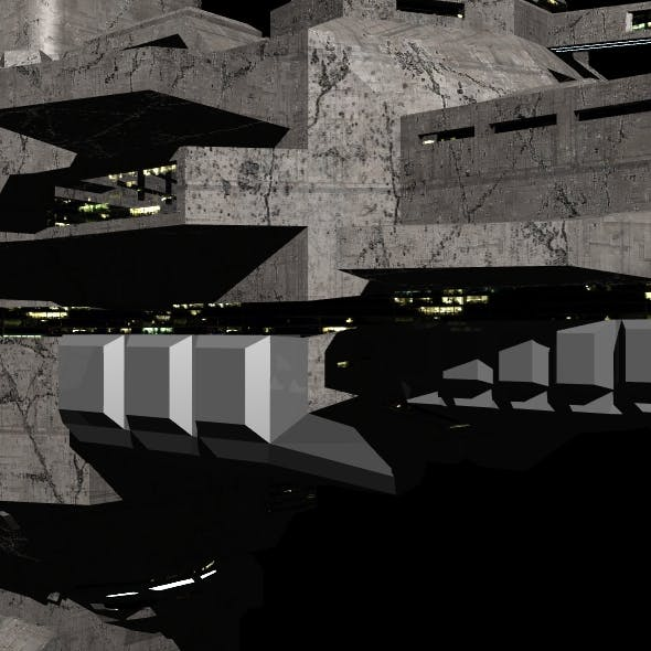 building_03 - 3DOcean Item for Sale