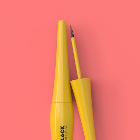 Cosmetic Product Packaging Eye Liner