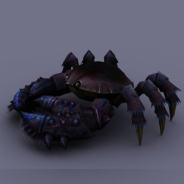 marine inhabitants blue - 3DOcean Item for Sale