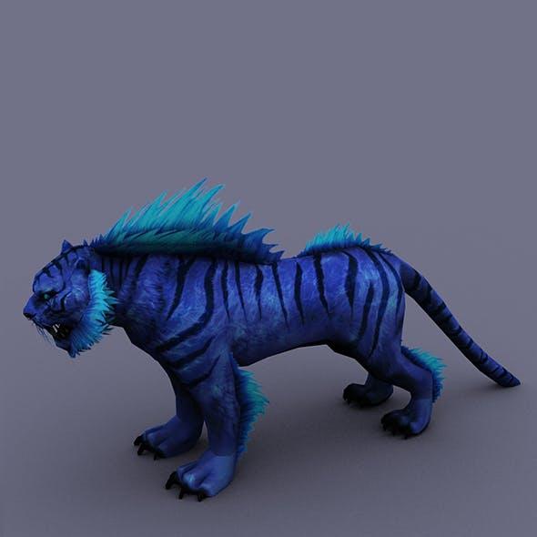 tiger blue 2