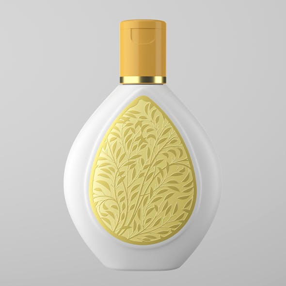 Cosmetic Product Packaging Lotion Bottle