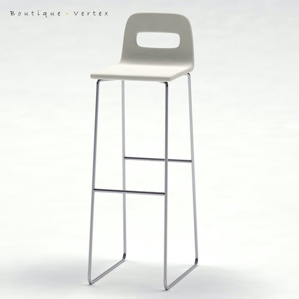Kitchen Stool 01