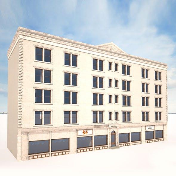 Apartment Building 158