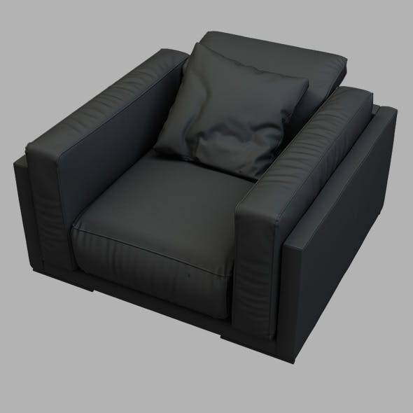 Modern sofa - 3DOcean Item for Sale