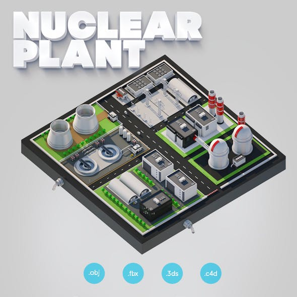 Nuclear plant station