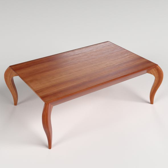 Small Side Table 3 - 3DOcean Item for Sale