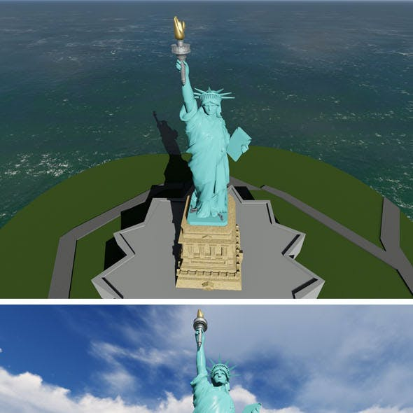 America's MONUMENT OF LIBERTY v2