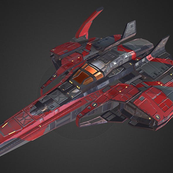 Spaceship Fighter