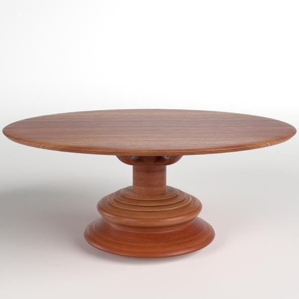 Table, Desk 16 - 3DOcean Item for Sale