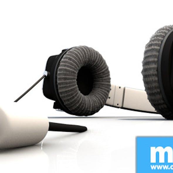Headphone V 1