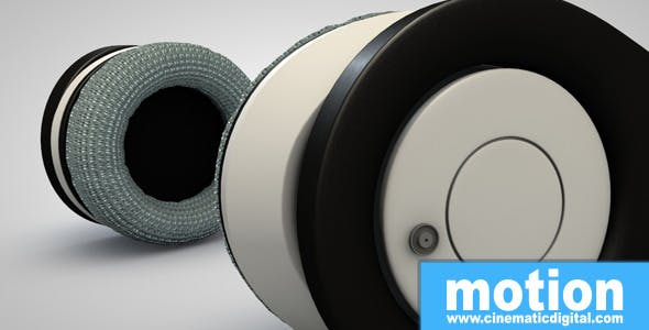 Headphone V 2 - 3DOcean Item for Sale