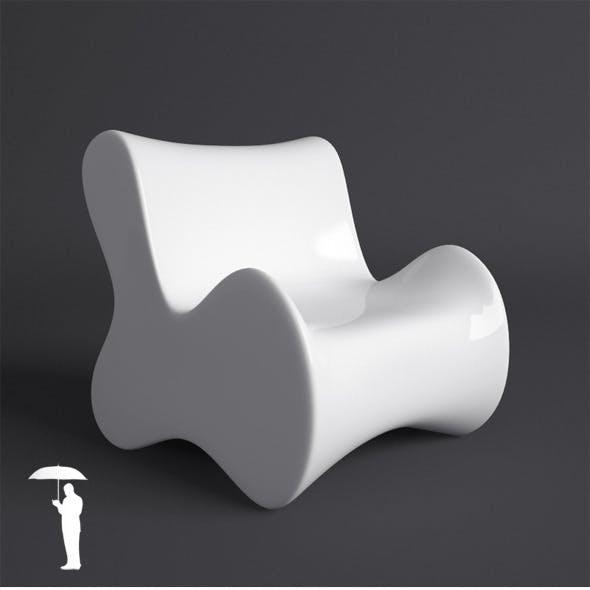 Vondom Doux armchair