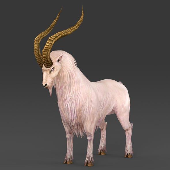 Fantasy Goat
