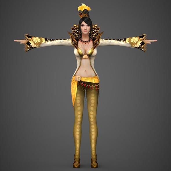 Fantasy Female Queen Sunita