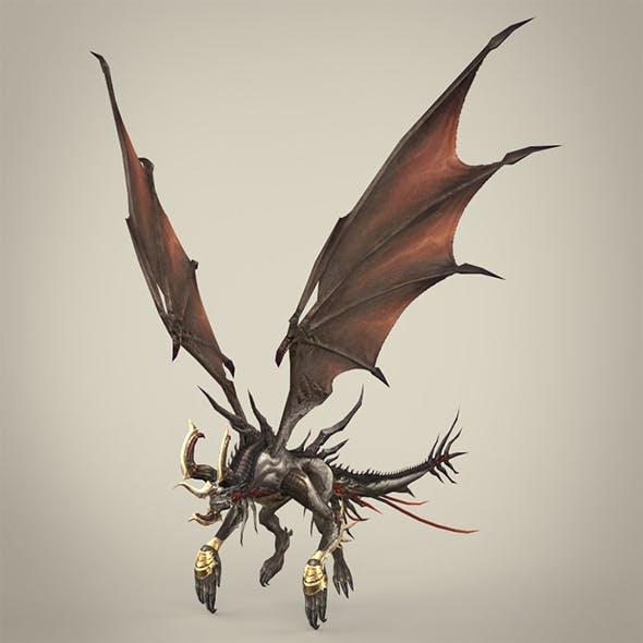 Fantasy Monster Kurkura