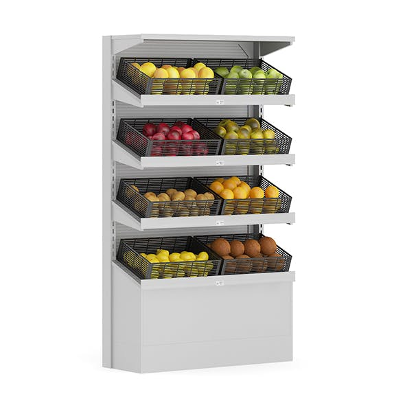 Market Shelf - Fruits