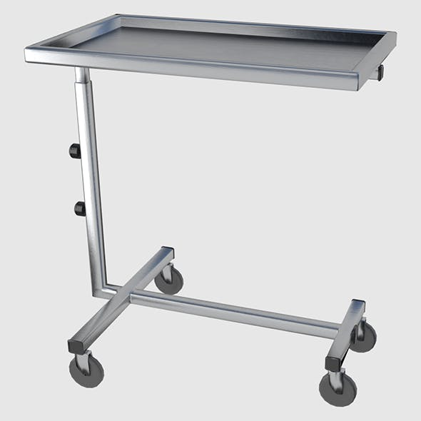 Surgical Table - 3DOcean Item for Sale