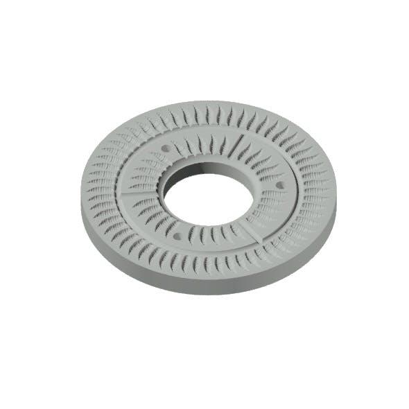 "Form ""Maggot"" for CNC machine - 3DOcean Item for Sale"