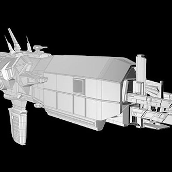 Sulaco space ship