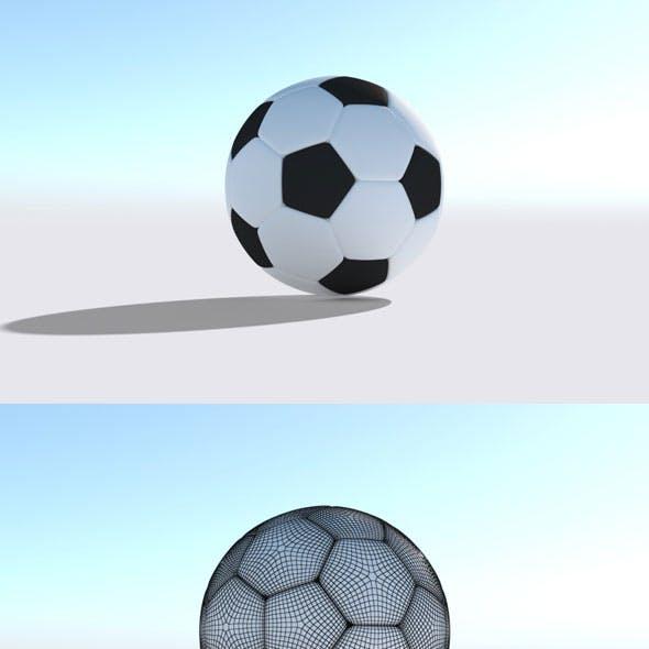 Football Model 1