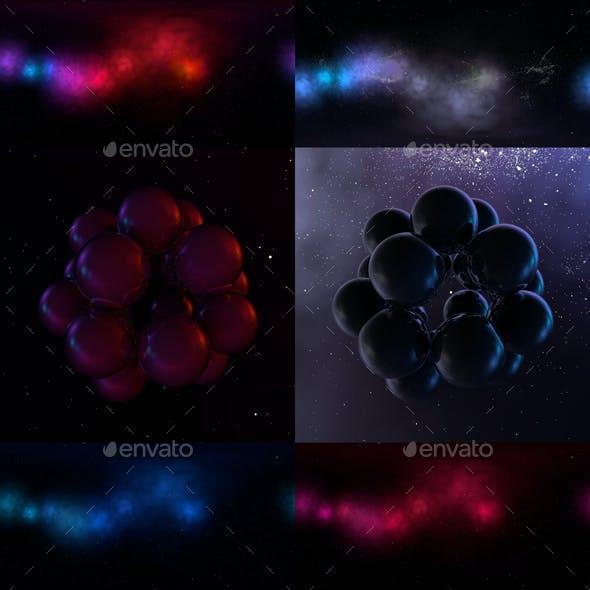 10 HDRI Space Images