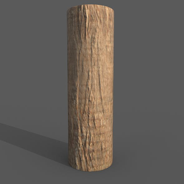 Tree Bark Procedural Substance Material - 3DOcean Item for Sale