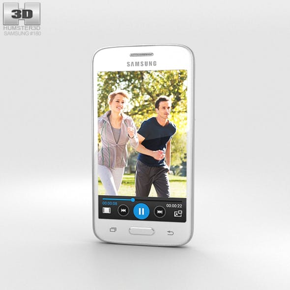 Samsung Galaxy Core Mini White