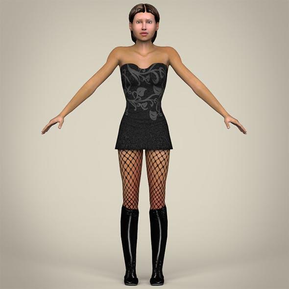 Sexy Woman A01