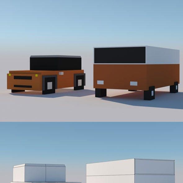 Cartoon Car 1