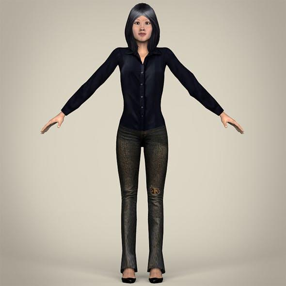 Sexy Woman Y01