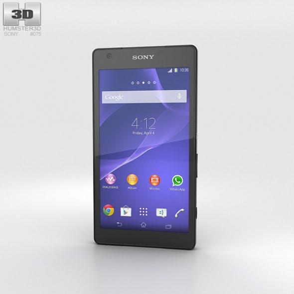 Sony Xperia Z2a Black