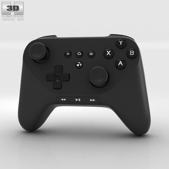Amazon Fire Game Controller - 3DOcean Item for Sale