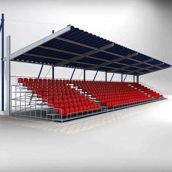 Stadium Seating Tribune Canopy 2