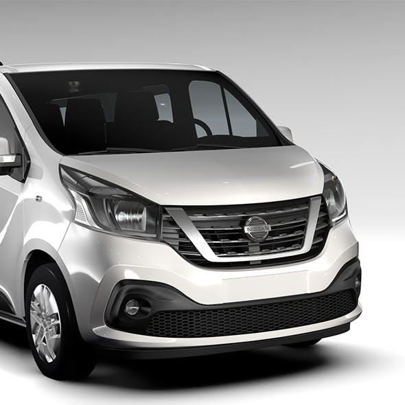 Nissan NV 300 Combi L2H1 2016 - 3DOcean Item for Sale