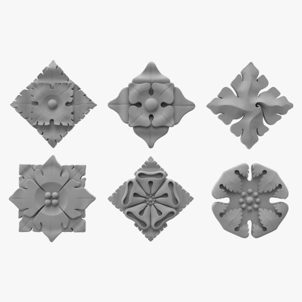 Architectural Ornament vol. 01