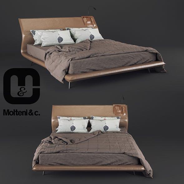 Bed Molteni&C Night&Day