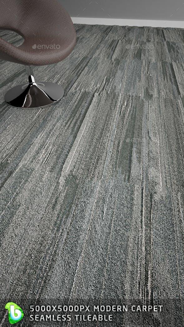 Modern Carpet  - Vertical Gray - 3DOcean Item for Sale