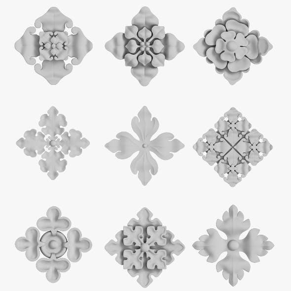 Architectural Ornament vol 03