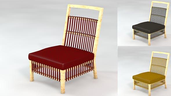 Armchair 2 - 3DOcean Item for Sale