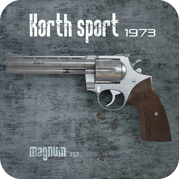 Colt Magnum 357 Korth