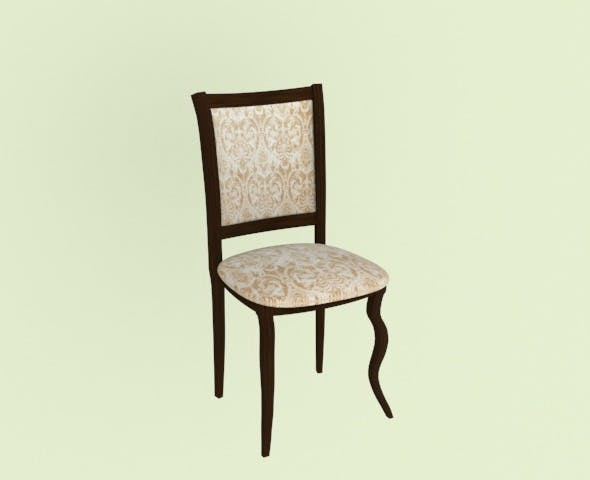 Royal chair - 3DOcean Item for Sale