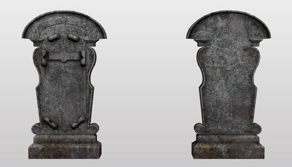 Grave - 3DOcean Item for Sale