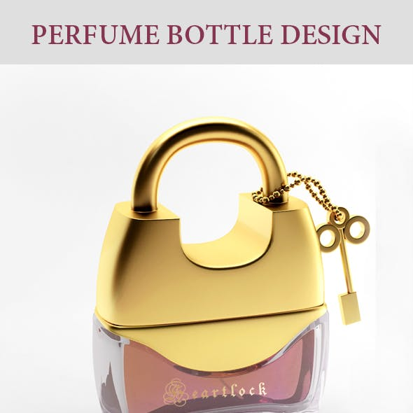 Perfume Bottle Design