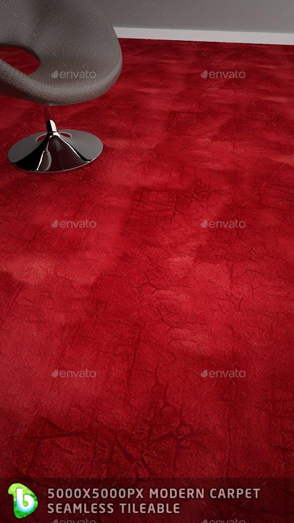 Modern Carpet - Velvet - 3DOcean Item for Sale