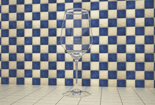 Glass - 3DOcean Item for Sale