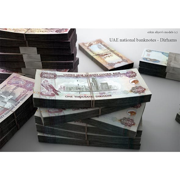 UAE-Dirhams