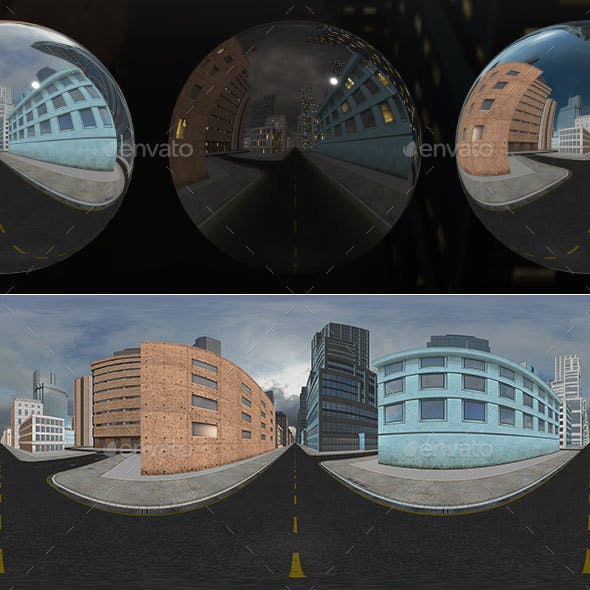HDRI City Pack Layout5 V2